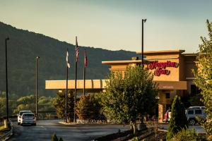 Hampton Inn Caryville-I-75/Cove Lake-State Park, Hotel  Caryville - big - 14