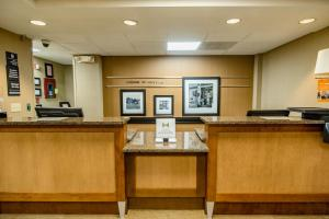 Hampton Inn Caryville-I-75/Cove Lake-State Park, Hotel  Caryville - big - 22