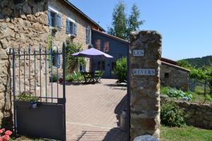 Chambres d'Hôtes-Ferme Equestre Les Revers - Accommodation - Retournac