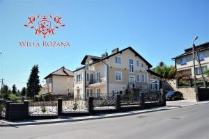 Willa Rózana - Apartamenty i Pokoje Goscinne