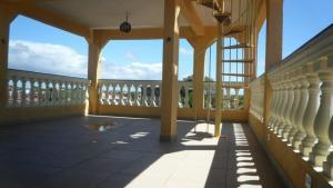 Casa de Praia em Alcobaça com Piscina, Dovolenkové domy  Alcobaça - big - 17