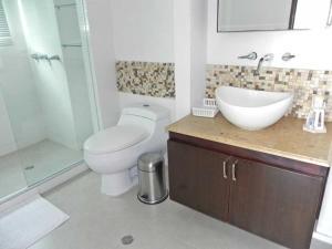 Casa De Playa Santa Marta 01, Ferienhäuser  Santa Marta - big - 20