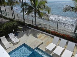 Casa De Playa Santa Marta 01, Ferienhäuser  Santa Marta - big - 25