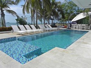 Casa De Playa Santa Marta 01, Ferienhäuser  Santa Marta - big - 24