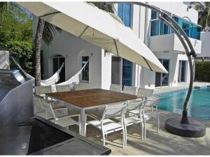 Casa De Playa Santa Marta 01, Ferienhäuser  Santa Marta - big - 9