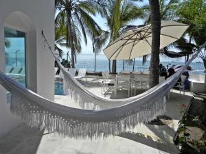 Casa De Playa Santa Marta 01, Ferienhäuser  Santa Marta - big - 14
