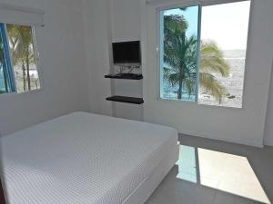 Casa De Playa Santa Marta 01, Ferienhäuser  Santa Marta - big - 13