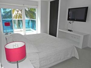 Casa De Playa Santa Marta 01, Ferienhäuser  Santa Marta - big - 4