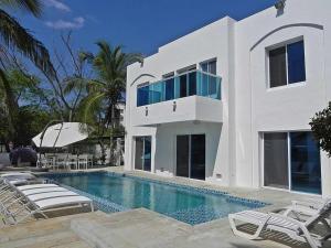Casa De Playa Santa Marta 01, Ferienhäuser  Santa Marta - big - 2