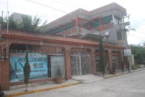 Hotel Los Arcos, Hotels  Jalcomulco - big - 23
