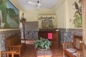 Hotel Los Arcos, Hotels  Jalcomulco - big - 19