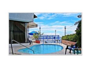CASA PLAYA SANTA MARTA 09, Holiday homes  Santa Marta - big - 18