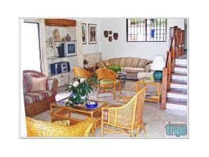 CASA PLAYA SANTA MARTA 09, Holiday homes  Santa Marta - big - 13