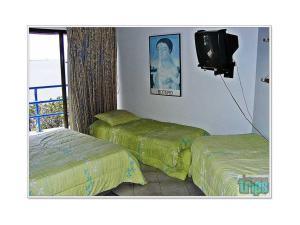 CASA PLAYA SANTA MARTA 09, Holiday homes  Santa Marta - big - 12