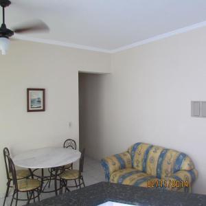 Apartamento De Frente Para o Mar, Ferienwohnungen  Mongaguá - big - 11