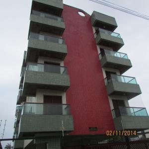 Apartamento De Frente Para o Mar, Ferienwohnungen  Mongaguá - big - 12