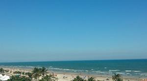 Apartamento De Frente Para o Mar, Ferienwohnungen  Mongaguá - big - 15