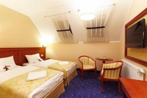 Hotel Grodzki Business & Spa, Hotels  Stargard - big - 8