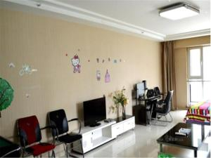 Tiantian Short Stay Apartment - Gulou, Апартаменты  Хух-Хото - big - 5