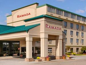 Nearby hotel : Ramada Conference Center East Hanover - Parsippany