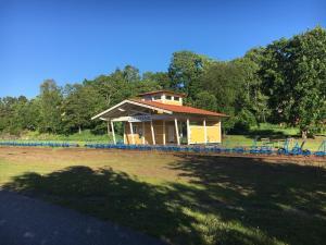 Vacation house next to Lake Vänern, Holiday homes  Gullspång - big - 11