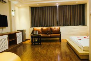 Hoang Gia Hotel, Economy business hotely  Hanoj - big - 42