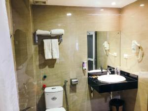 Hoang Gia Hotel, Economy business hotely  Hanoj - big - 11