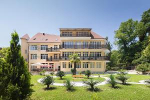 Отель Старая Хоста