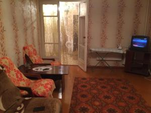 Apartment on Tsitrusovy Sovkhoz, Aparthotely  Alakhadzi - big - 2
