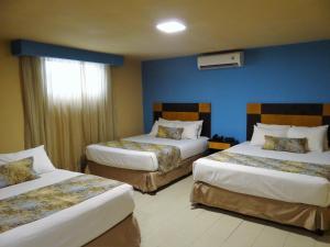 Metro Hotel Panama, Hotels  Panama Stadt - big - 18