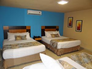 Metro Hotel Panama, Hotels  Panama Stadt - big - 14