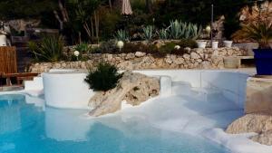 Villa Roquebrune Cap Martin, Виллы  Рокебрюн — Кап-Мартен - big - 18