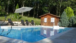 Sas Parc Lacoste, Case vacanze  Saint-Marcet - big - 8