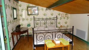 Parc Lacoste, Bed and breakfasts  Saint-Marcet - big - 10