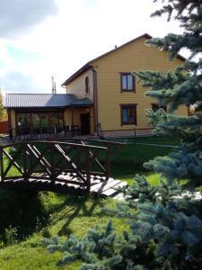 Gostevoi dom s russkoi baney