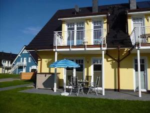 Appartement Sundevit, Ferienwohnungen  Börgerende-Rethwisch - big - 23