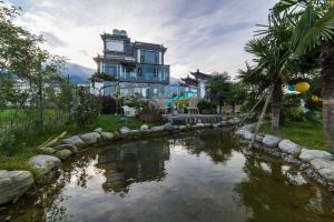 Dali Bai Cao Garden Theme Inn, Alloggi in famiglia  Dali - big - 118