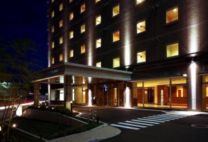 东广岛莫里斯绿色酒店 image