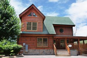 Echoes of Eden - Four Bedroom, Holiday homes  Sevierville - big - 1
