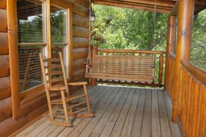 Echoes of Eden - Four Bedroom, Holiday homes  Sevierville - big - 8