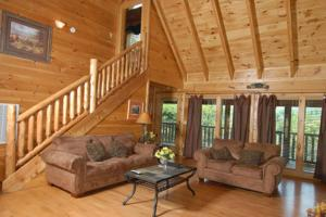 Echoes of Eden - Four Bedroom, Holiday homes  Sevierville - big - 10