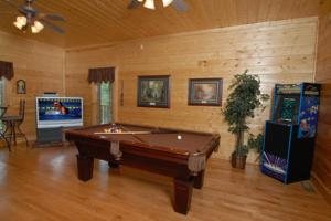 Echoes of Eden - Four Bedroom, Holiday homes  Sevierville - big - 11