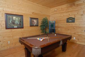 Echoes of Eden - Four Bedroom, Holiday homes  Sevierville - big - 12