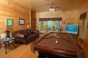 Echoes of Eden - Four Bedroom, Holiday homes  Sevierville - big - 13