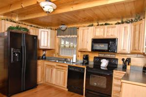 Echoes of Eden - Four Bedroom, Holiday homes  Sevierville - big - 15