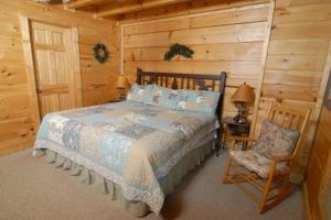 Echoes of Eden - Four Bedroom, Holiday homes  Sevierville - big - 19