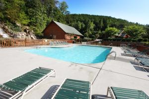 Echoes of Eden - Four Bedroom, Holiday homes  Sevierville - big - 31