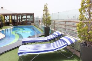 Sea View Hotel Dubai - Dubai