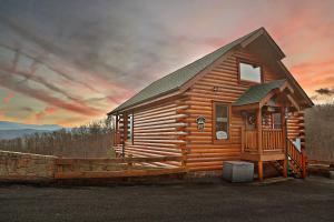 Howling Wolf - One Bedroom, Dovolenkové domy  Sevierville - big - 1