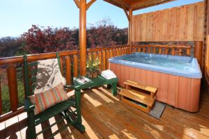 Howling Wolf - One Bedroom, Ferienhäuser  Sevierville - big - 5